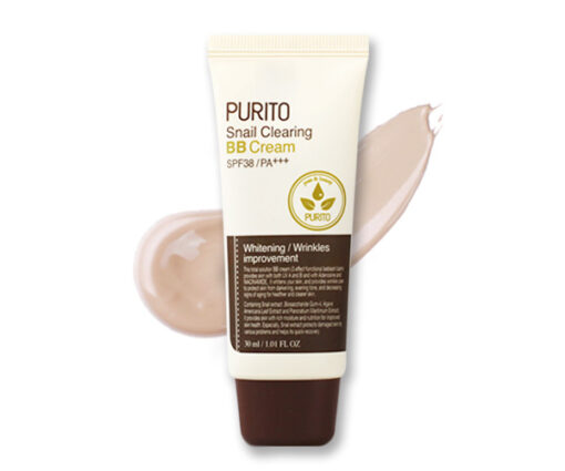 Purito Snail Clearing BB Cream 23 Natural 1