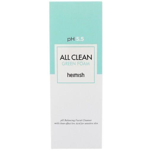 Heimish All Clean Green Foam2