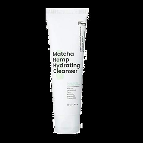 Kravebeauty Matcha Hemp Hydrating Cleanser 480x480 2