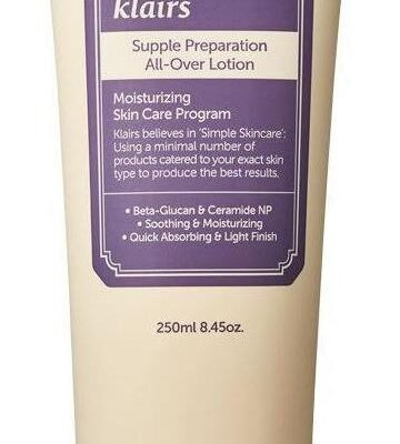 Supple Preparation All Over Lotion2