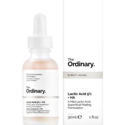 The Ordinary Lactic Acid 5 HA 21