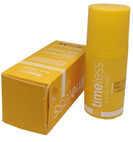 Timeless 20 Vitamin C Serum Vitamin E Ferulic Acid scaled