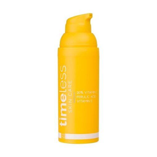 Timeless Vitamin C E Ferulic Acid Serum 30ml Airless pump 1
