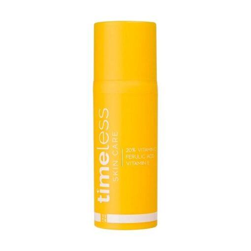 Timeless Vitamin C E Ferulic Acid Serum 30ml Airless pump 2