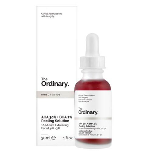 The Ordinary AHA 30 BHA 2 Peeling Solution 30 ml.179eb31c