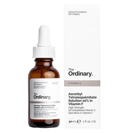 The Ordinary Tetraisopalmitate Solution 20 in Vitamin F 1