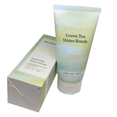 Bonajour Green Tea Water Bomb Cream 1