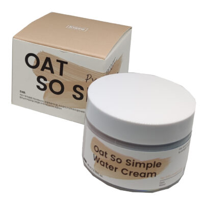 Kravebeauty Oat so simple Water Cream 1