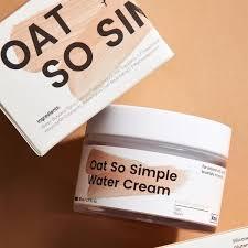 Kravebeauty Oat so simple Water Cream2