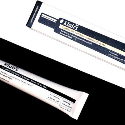 Klairs Illuminating Supple Blemish Cream SPF40 4