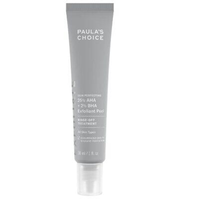 Paulas Choice Skin Perfecting 25 AHA 2 BHA Exfoliant Peel