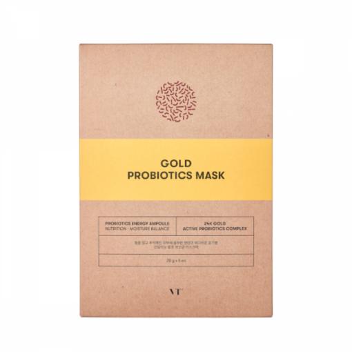 vt gold probiotics mask