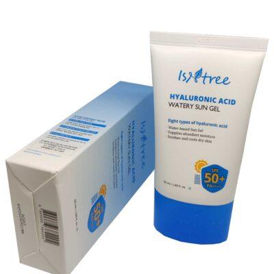Isntree Hyaluronic Acid Watery Sun Gel SPF 50 PA l