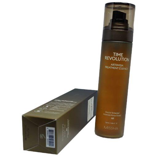 Missha Artemisia Treatment Essence Spray 1