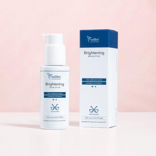 Colibri cosmetics Brightening Booster
