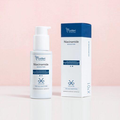Colibri cosmetics Niacinamide Booster