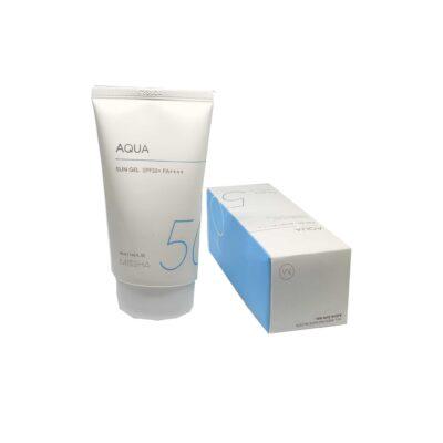 MISSHA All Around Safe Block Aqua Sun Gel SPF50 PA