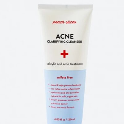 Peach Slices Acne Clarifying Cleanser