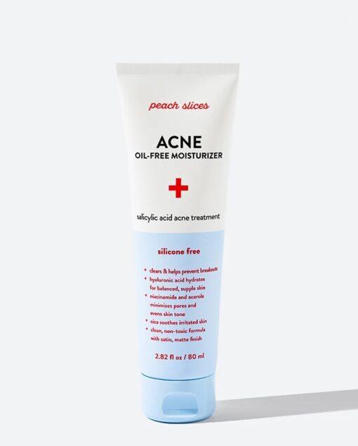 Peach Slices Acne Oil Free Moisturizer